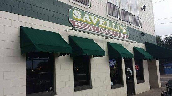 Savelli's Pizza: SAVELLI'S