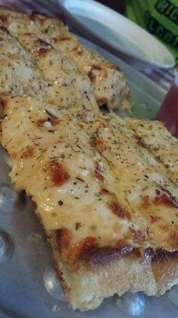 Savelli's Pizza: CHEESE STICKS