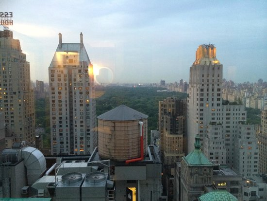 Le Parker Meridien New York: view from my room