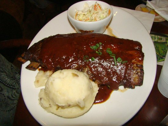 Kalaheo Steak & Ribs: Outstanding Baby Back Ribs.