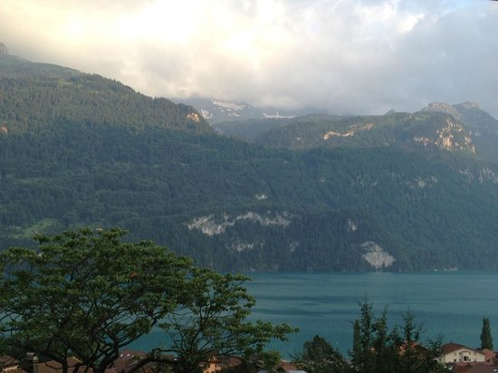 Hotel Lindenhof: View from room 23