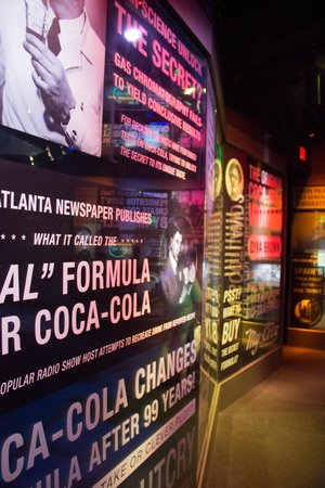 World of Coca-Cola: For those who are inventors