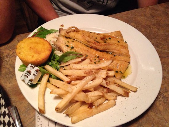 Smokin' Dave's BBQ & Tap House: Trout