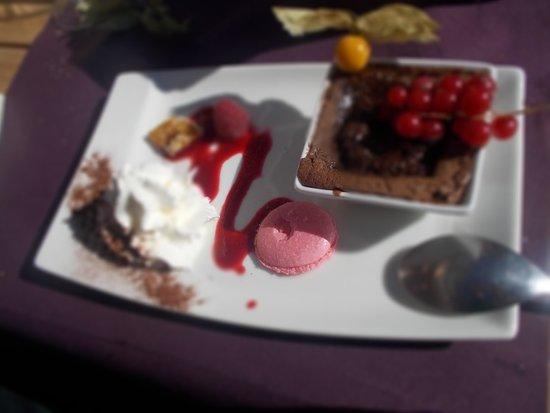 L'Elan : un dessert