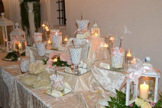 Confettata foto di la casa dei gelsi rosa tripadvisor - Allestimento casa della sposa ...