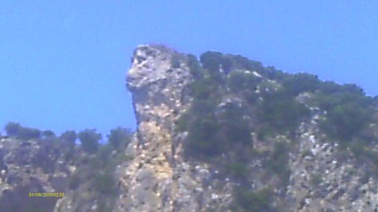 Primasol Louis Ionian Sun: lion rock