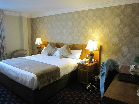 Park House Hotel: Deluxe room