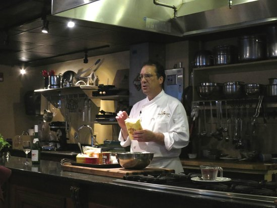 Chef John Gonzales runs the show at A Chef\'s Kitchen - Picture of ...