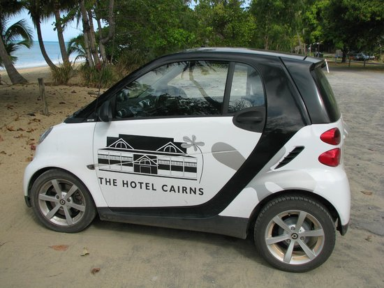 The Hotel Cairns: Another of the car