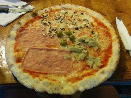 Pizzeria Da Sergio: Artichokes in vinegar are a crime in my opinion