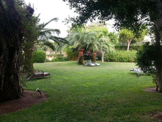 Hotel Son Caliu Spa Oasis: Secret garden