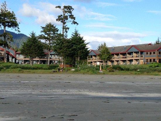 BEST WESTERN Tin Wis Resort: Hotel from Beach