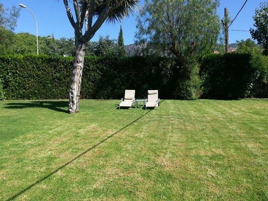Hotel Son Caliu Spa Oasis: Secret Garden!