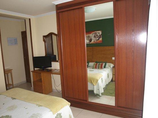 Hotel Venezuela: A la habitación no le falta detalle