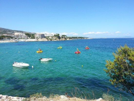 Hotel Son Caliu Spa Oasis: Private-ish beach