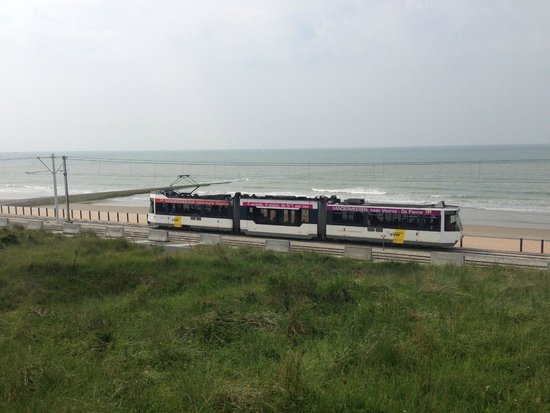 The Kusttram : View from the Atlantic Wall museum