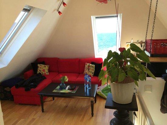 Skuteviken Guesthouse: Loft Appartement