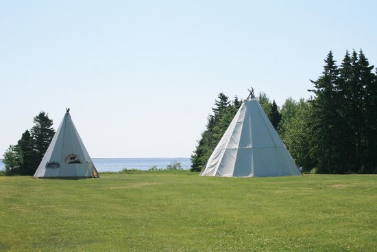 Kouchibouguac National Park : Informative program presented here...