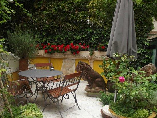 Paris-Oasis: Garden