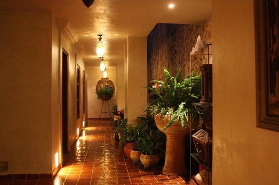 La Joya Hotel San Cristobal : increibles detalles