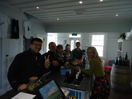 Auckland Fine Wine & Food Tours: Winery Trip Photo
