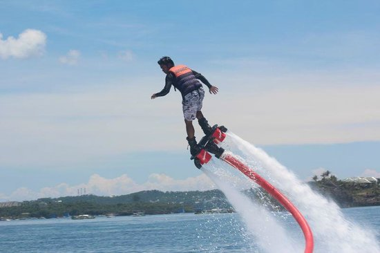 Xtreme Fun Flyboard Boracay Philippines Top Tips Before You Go With Photos Tripadvisor