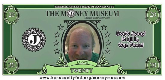 The Money Museum : My new currency