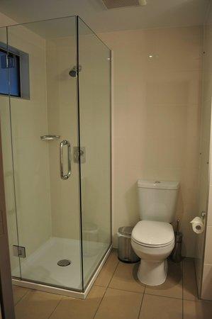 Ramada Resort Wanaka: gorgeous shower