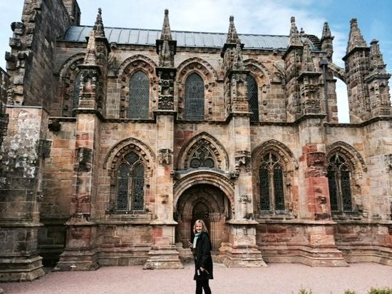 Highland Experience Tours: Rosslyn Chapel