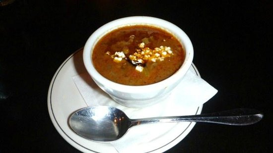 Apostoles Greek Restaurant: Lentil soup