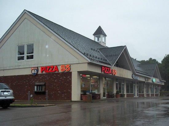 pizza 85 milford menu prices restaurant reviews tripadvisor - Garden Pizza Milford Ma