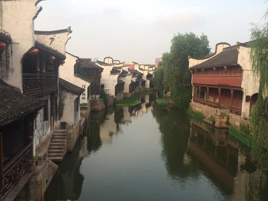 Yuehe Kezhan Hotel : Area around the hotel