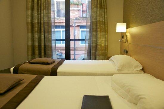 iQ Hotel Roma: Room at IQ Hotel