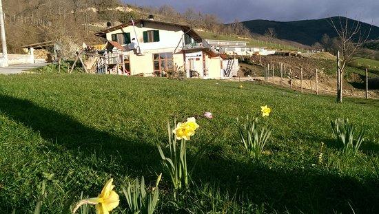 Accumoli, Italy: prima impressione