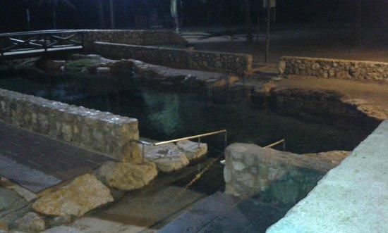 Nuba Hotel Coma-Ruga: piscina artificial
