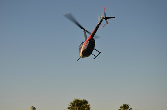 International HeliTours: up in the air