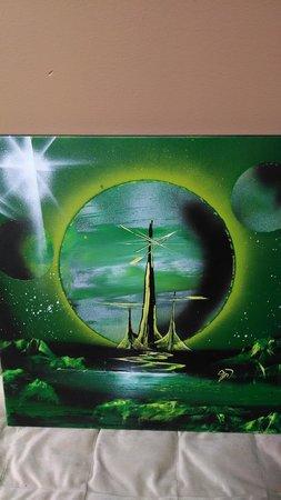 Joshua Moonshine: Alien Landscape