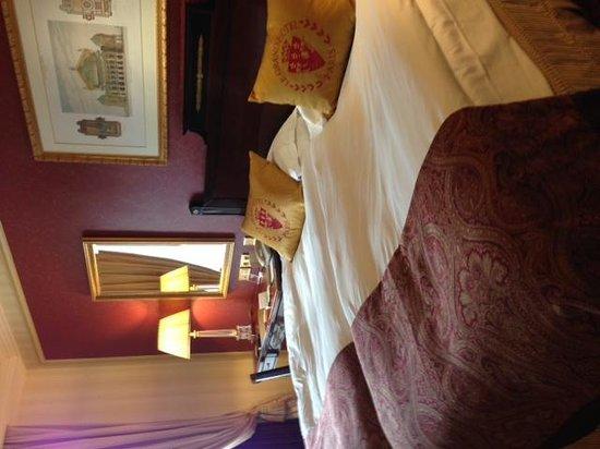 InterContinental Paris Le Grand: classic room