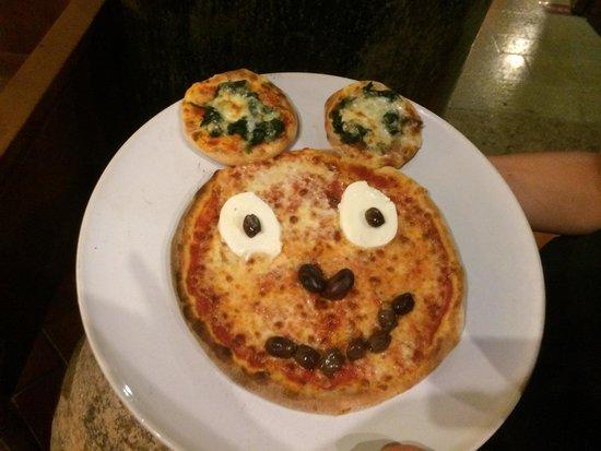 La Scuderia: Pizza topolino!!