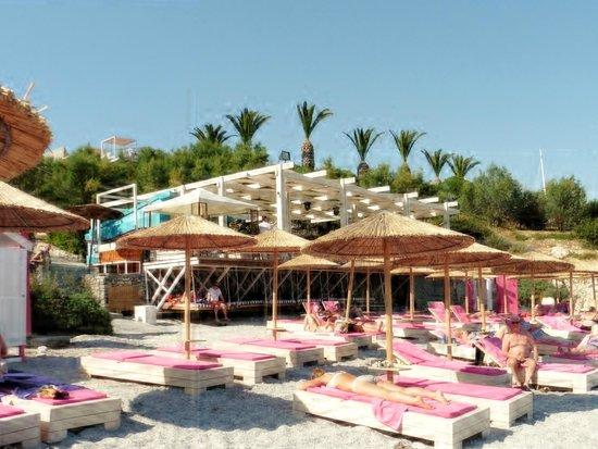 Proteas Blu Resort: Beach