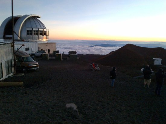 Mauna Kea Summit : At the top
