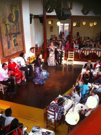 El Tablao de Carmen: STUNNING!