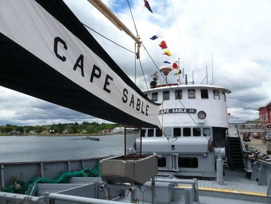 Fisheries Museum of the Atlantic: Cape Sable