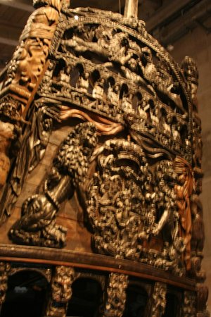 Vasa-Museum: the detail is incredible...