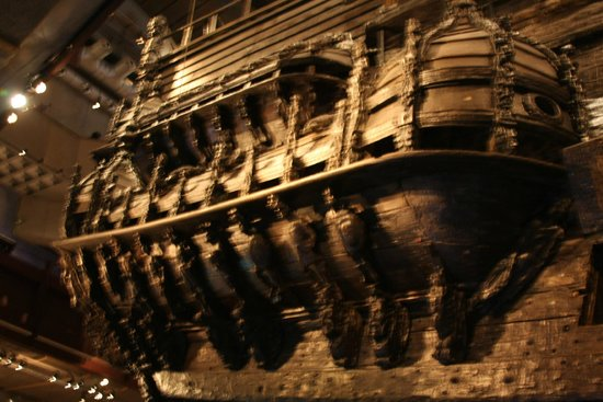 Vasa-Museum: Beautiful