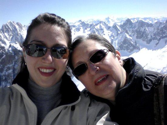 Mont Blanc : Nas alturas...