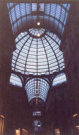Galleria Umberto I : Galeria Umberto