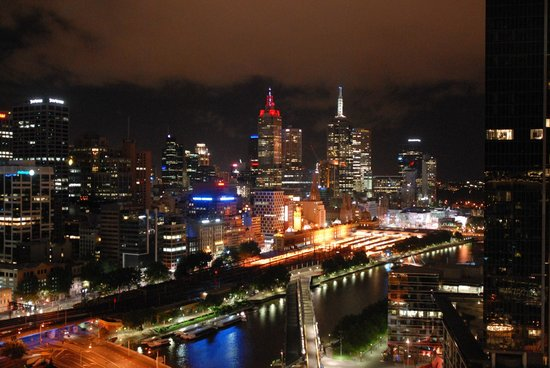 Crown Towers Melbourne: Deslumbrante