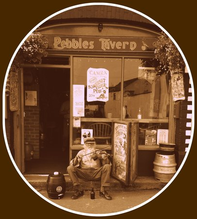 Pebbles Tavern: The Legendary Chris Giddins!