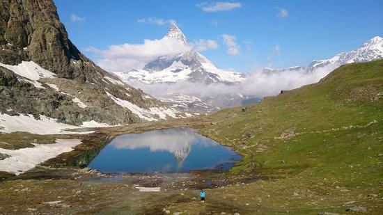 The Matterhorn: ツェルマットバイキング